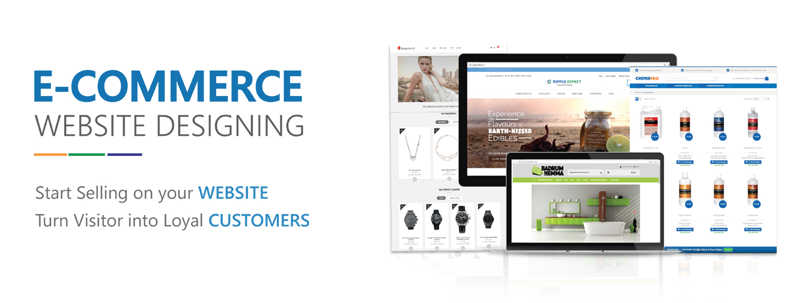 e commerce website design company in Navi Mumbai